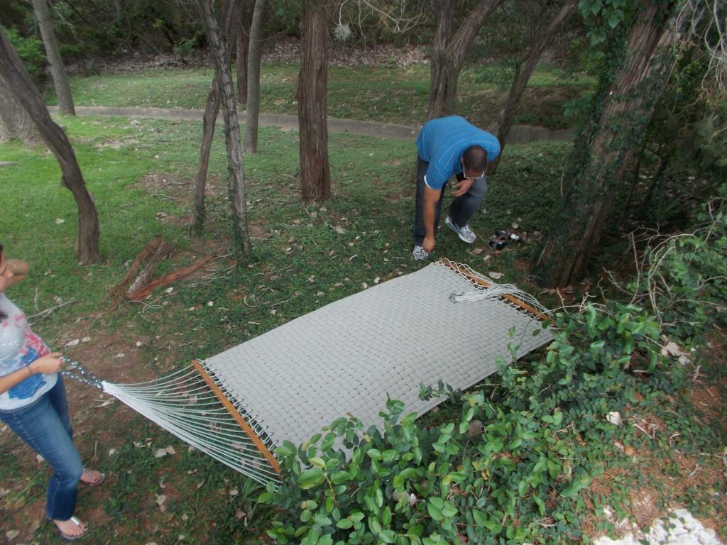 work hammock