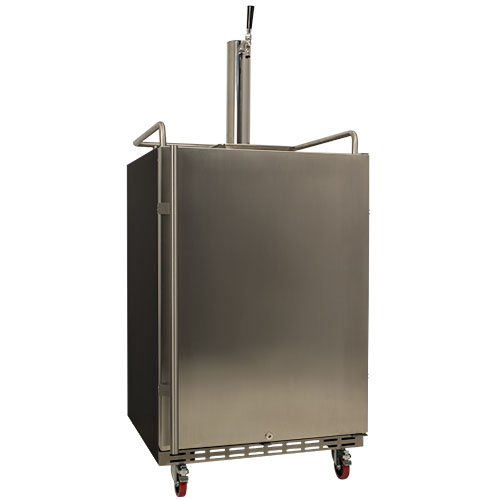 It Is A Beautiful Appliance With Features Rarely Seen In The Kegerator  Market.The Parent Company Of EdgeStar Is Living Direct, Inc. They Are Based  In Austin ...