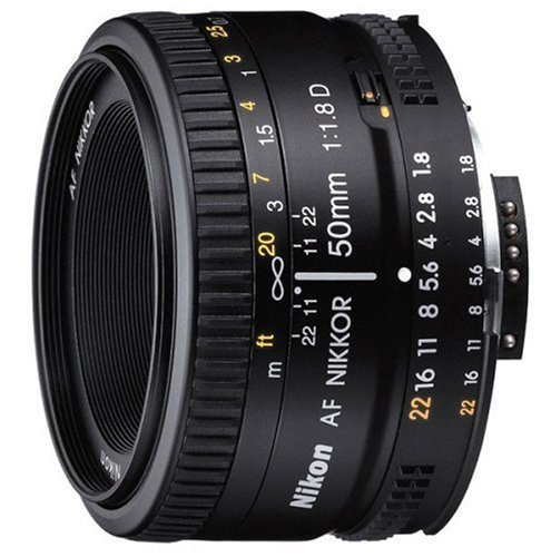 50mm nikkor lens