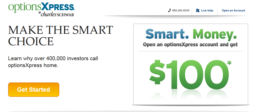 Scottrade options first mobile app