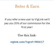 viglink referral