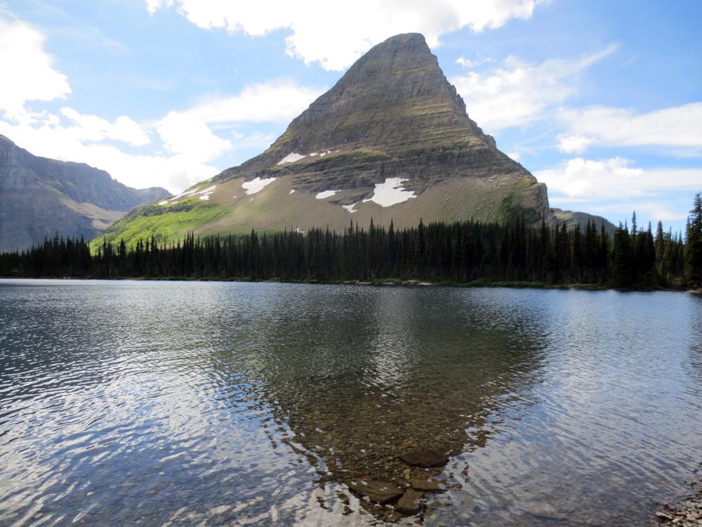 Glacier national park nude