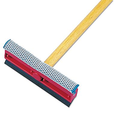 squeegee moment