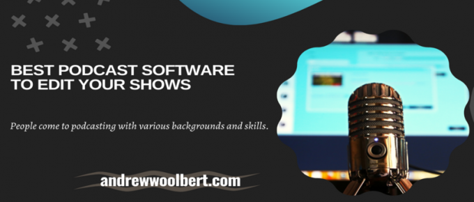 Best Podcast Software
